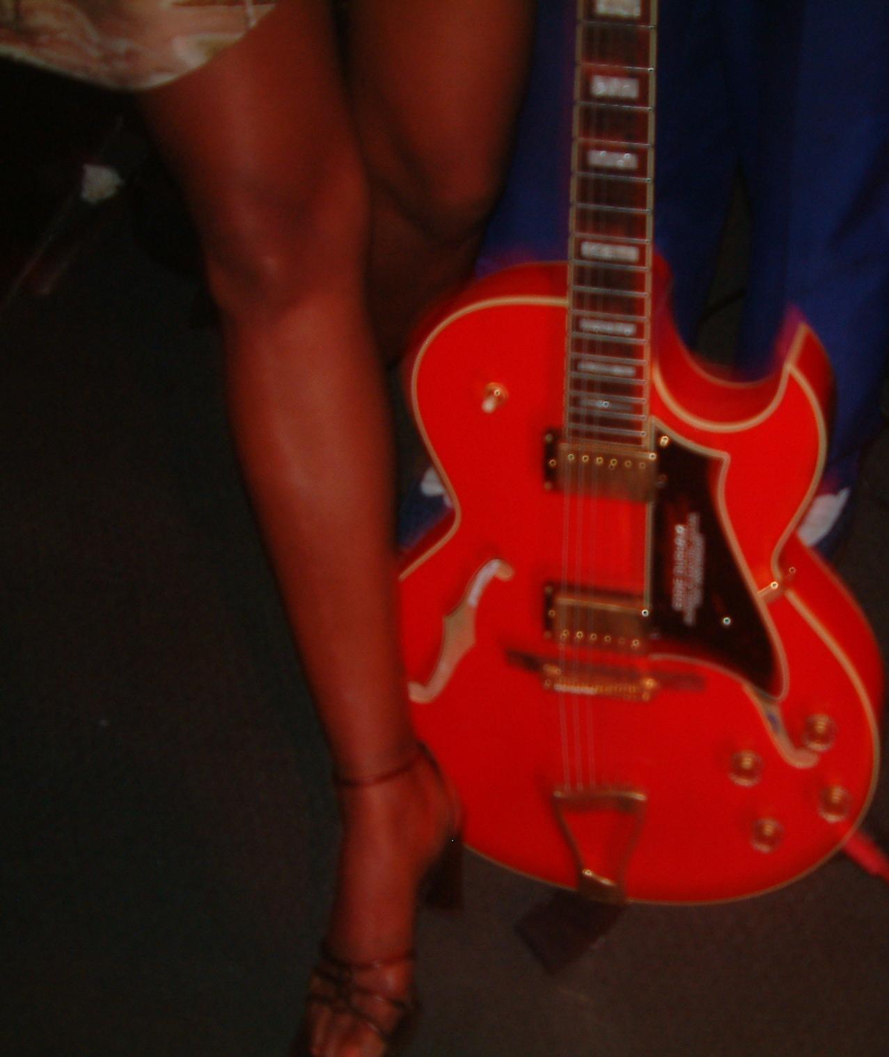 Eddie Durham Guitar